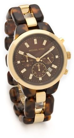 c3183b5a4ed Showstopper Chronograph Watch Michael Kors Watch