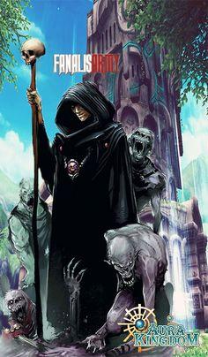 Fanalis - Guild ExileD Aura Kingdom