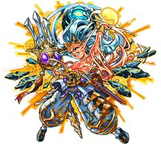 90 Best Monster strike images in 2019 | Monster strike, Character