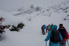 Ruta al Abedular o Felispardi por #DIM2014 desde Puerto de Tarna (León) #welovemountains