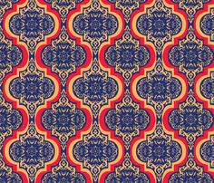 Exotic and Loud | Spoonflower