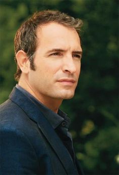 Jean Dujardin- loved him in The Artist
