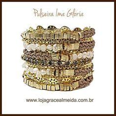 Confira esse e outros acessórios Grace Almeida Bijoias na loja virtual!! www.lojagracealmeida.com.br