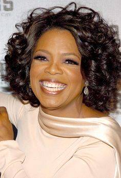 Oprah Winfrey: She's amazing..no matter what people say, she changed a LOT of lives!!