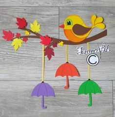 Autumn / Fall Preschool No Prep Worksheets & Activities Autumn Crafts, Fall Crafts For Kids, Paper Crafts For Kids, Diy Arts And Crafts, Summer Crafts, Preschool Crafts, Felt Crafts, Diy For Kids, Christmas Crafts