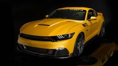 SALEEN MUSTANG S302 BLACK LABEL : 730 HP
