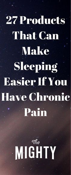 migraine remedies Need to read this later. 27 Products That Can Make Sleeping Easier If You Have Chronic Pain - These products help our community relieve pain and relax before bedtime. Fibromyalgia Pain, Chronic Pain, Fibromyalgia Disability, Endometriosis, Chronic Fatigue Syndrome, Chronic Illness, Pcos, Knee Pain Relief, Ankylosing Spondylitis