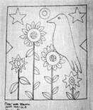 Free Primitive Sewing Patterns | sewing/design / Free Primitive Crow Pattern - Bing Images