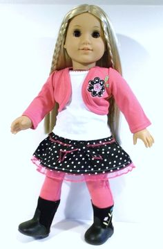 American Girl Doll Clothes Idea