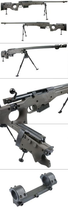 ARES AW 338 CNC Version (Olive Drab) - Buy airsoft Sniper Rifles online from RedWolf Airsoft