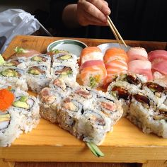 Sushi @Marumi NY