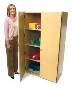 This Teacher Cabinet by Angeles is perfect! #zulilyfinds