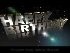 Trendy Birthday Wishes Special Person Friends 39 Ideas Advance Happy Birthday Wishes, Happy Birthday Song Download, Happy Birthday Wishes Song, Birthday Songs, Happy Birthday Greetings, Birthday Video, Card Birthday, Happy Birthday Woman, Happy Birthday Animals