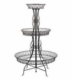 Round Display Plant Stand