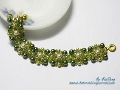 Beading tutorials on Livejournal by beejang