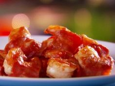 Bacon-Bundled BBQ Shrimp 2011 Hungry Girl. All Rights Reserved. Show: Hungry Girl Episode: Bacon and PB