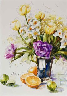 Watercolor   Vickie Nelson