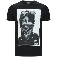 Les Benjamins Statue Cotton T-shirt