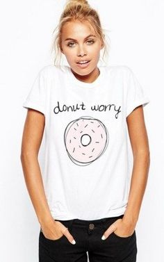 When the world feels like it's getting you down, or things are just on top of you, Donut Worry