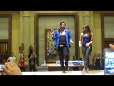 (3) Salsa show Eddie Torres and Shani Talmor at 8 Warsaw Salsa Festival - YouTube