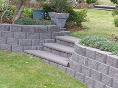 Image result for convex retaining wall
