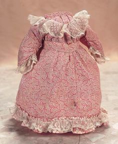 antique doll clothes | Antique Doll Clothes Catalog | View Catalog Item - Theriault's Antique ...