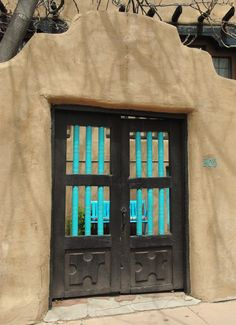 Santa Fe, NM doors