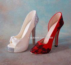High+heels+sugar+shoes+-+Cake+by+Iris+Rezoagli