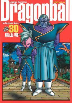 """""""Dragonball Kanzenban, Vol. 30"""""""