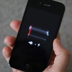 Pile de cellulaire qui se décharge trop vite? Quelques trucs…
