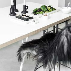 Scandinavian Interiors and design styles for the autumn & winter 2017/18. Inspiration & ideas for your home. Rustic stylings & minimal colour, all inspired by nature.