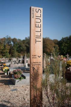Galería de Cementerio Velizy / Philippe Harden + Olivier Rozé Architects - 7
