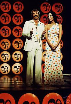 Another all time favorite....The Sonny and Cher Comedy Hour. I remember being a little girl when this show would come on and I would grab my hair brush to sing with Cher.