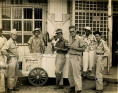 Sampaguita Ice Cream Post WW2 Miss Philippines, Philippines Culture, Sampaguita, Philippine Art, Filipino Culture, Filipiniana, Ww2 Photos, Pinoy, Vintage Pictures