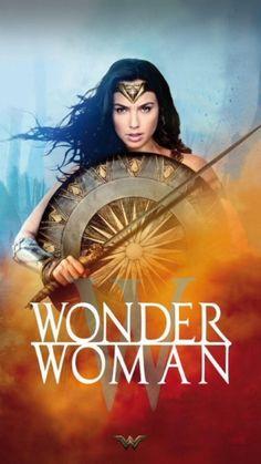 'Super Woman Gal Gadot' Poster by superwomano Wonder Woman Drawing, Wonder Woman Art, Gal Gadot Wonder Woman, Dc Comics Heroes, Dc Comics Characters, Wonder Woman Movie Download, Gal Gardot, Wander Woman, Dc World