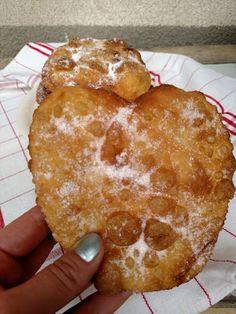 Makacska konyhája: Nagymamám egyszerű rétese Hungarian Desserts, Bread Dough Recipe, Pancakes, Food And Drink, Sweets, Drinks, Breakfast, Recipes, Eat