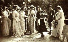 Archiduque Karl von Habsburg & Princesa Zita de Borbon-Parma