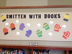 winter library display ideas - Google Search