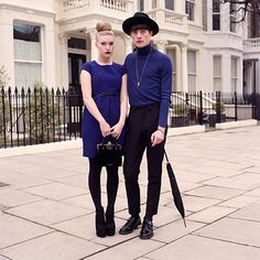 Pictures of the week: Mod Couples, by Carlotta Cardana