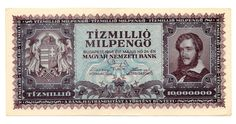 Hungarian banknotes Banknote, Hungary, Budapest, The Past, 1, Paper, Frame, Life, Design