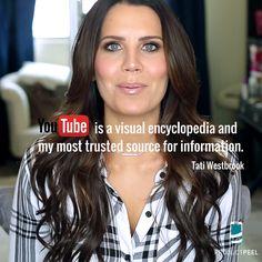 Tati Westbrook peel YouTube http://www.productpeel.com/youtube
