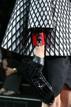 #Giorgio Armani Prive Couture Autumn/Winter 2014-2015 #Clutch