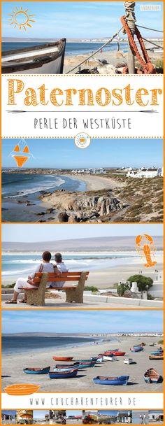 Unbeachtet von Touristenströmen aus aller Welt schlummert an der Westküste Südafrikas eine wahre Perle. Der kleine, traditionelle Ort Paternoster liegt 90 min. Fahrtzeit von Kapstadt entfernt. Er gilt als der wohl romantischste und friedvollste Ort an der malerischen Küstenlinie.