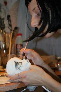 Galina Dmitruk ~ doll artist