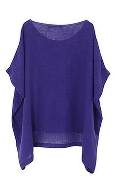Linen Top by Indigo...I'll take it in navy and slightly thicker white
