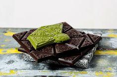 Countlan Issue 04 Bean to Bar Chocolate Hungary's Rozsavolgyi chocolate matcha white chocolate (the green one)