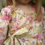 This site has a gazillion wonderful tutorials on baby clothes, girls' dresses, and lots of other things. The tutorials are well documented with lots of pictures and the products are adorable.