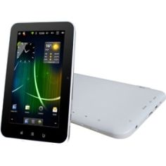 """@Overstock - Sungale Cyberus ID710WTA 7"""" 4 GB Tablet - Wi-Fi - 1.20 GHz - LED Backlighthttp://www.overstock.com/Electronics/Sungale-Cyberus-ID710WTA-7-4-GB-Tablet-Wi-Fi-1.20-GHz-LED-Back/6610090/product.html?CID=214117 $101.99"""