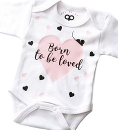 Baby Silhouette, Silhouette Design, Personalized Baby Gifts, Baby Quotes, Silhouette Cameo Projects, Baby Crafts, Onesies, Kids Fashion, Rompers