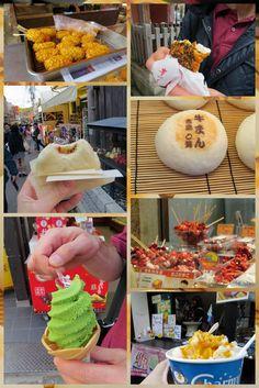 Japanese #streetfood